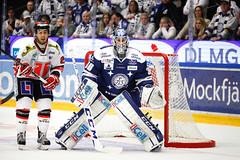Leksand - rebro 2016-10-01 (Michael Erhardsson) Tags: leksand lif leksands if shl 2016 ishockey hockey sport tegera arena hk rebro hemmamatch henrik haukeland mlvakt