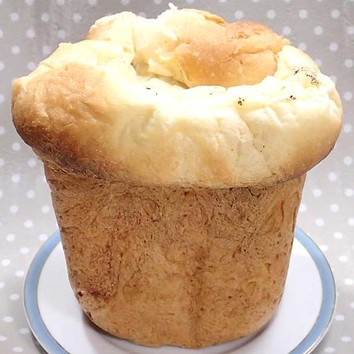 ホームベーカリーで2013年3月31日に作ったパン