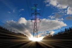 (Sameli) Tags: light sky sun sunlight clouds espoo suomi finland
