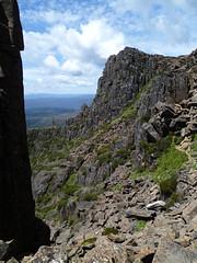 Cradle Mountain (kap78) Tags: public australia tasmania geology overlandtrack columnarbasalt cradlemountainlakestclairnationalpark mygearandme