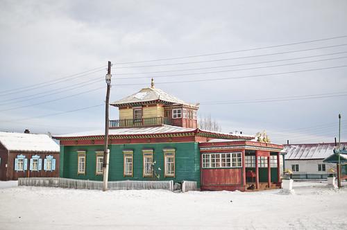 Ivolginsky Datsan