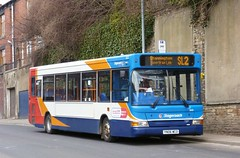 YN06WCO Stagecoach Yorkshire Dennis Dart SLF 35112 (Sharksmith) Tags: bus sheffield stagecoach 35112 malinbridge dennisdartslf stagecoachyorkshire plaxtonpointer2 supertramlink yn06wco routesl2