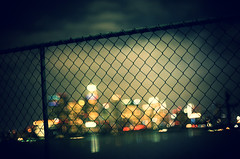 behind the fence-keh (jimmay bones) Tags: fence losangeles nikon bokeh fm2