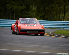 1972 Porsche 914/6 (autoidiodyssey) Tags: usa newyork glen porsche 1972 watkins enduro watkinsglen 9146 theglen frankbeck usvintagegrandprix mikestott usvgp 2012usvintagegrandprix