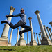 Jump by the columns