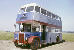 RTL 43 North Weald 30-5-82 (dsj672) Tags: leyland rtl pd2