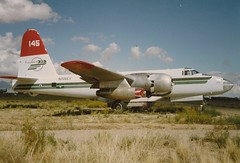 N206EV Lockheed SP-2E Neptune c/n 426-5363 EverGreen ex BuAer 131482 (eLaReF) Tags: ex graveyard cn out airplane az aeroplane storage evergreen lockheed neptune parting buno marana mzj kmzj 131482 n206ev sp2e 4265363