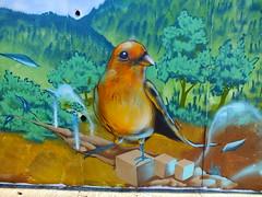 pajaro piante (***ADRIAN *** -Nais Crew-) Tags: chile graffiti calle mural mtn adrian hiphop pintura muros ilustracin chillan expresion hualqui viiiregion ironlak adriangraffiti