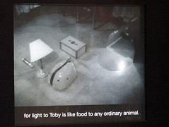 Grey Walter Tortoise, Toby in Pathe News film (Rain Rabbit) Tags: museum science turing