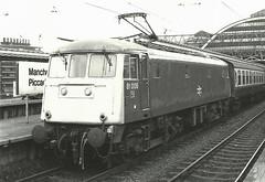 81 006 (hugh llewelyn) Tags: class81 alltypesoftransport classal1