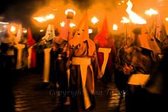 Procissao do Fogareu (Ana Taemi) Tags: brazil ritual semanasanta goias goiasvelho cidadedegoias farricocos procissaodofogareu