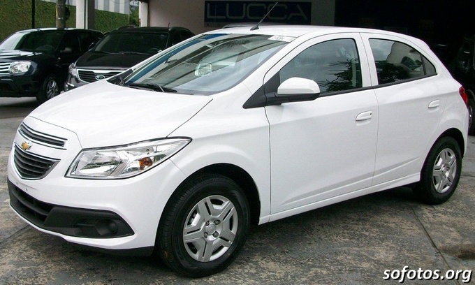 Chevrolet Onix LT Branco
