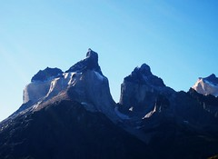 Torres del Paine , une apparition ! (marycesyl,) Tags: chili torresdelpaine trekk