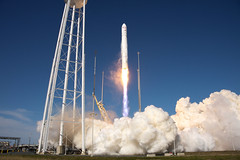 Antares Rocket Launch (NASA Goddard Photo and Video) Tags: mars orbital launch wff antares wallops