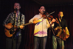 Faustus (2013) 02 (KM's Live Music shots) Tags: greatbritain folkmusic faustus englishfolk greennote folkonmonday