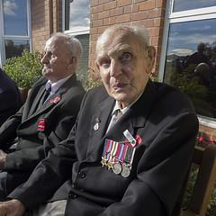 anzac day (*Jilltoo) Tags: newzealand men memorial war elderly nz dunedin remembrance veterans anzac medals anzacday warmedals anzacservice