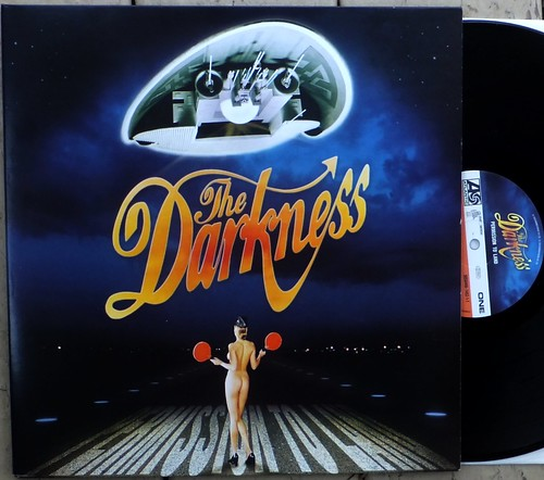 The Darkness / Permission To Land