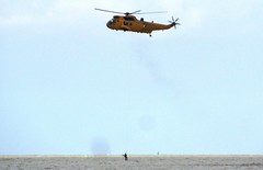 Photo of Royal Air Force Sea King HAR3A Helicopter
