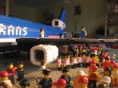 McDonnell Douglas MD-11 - 09 - Tarmac_hustle&bustle_2 - IMG_5650 (Buff83ST) Tags: layout airport lego aircraft transport jet engine gear ground scene cargo passengers landing container belly american transportation airline passenger reverse douglas airlines functional services airliner airfield alliance realism md11 retractable dc10 mcdonnell realistic thrust jetliner livery kaai reverser amtrans playability kasteleiner