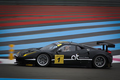 International GT Open (Clement Saunier) Tags: world paul open ferrari international mclaren porsche series gt corvette circuit ricard