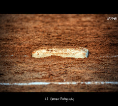 119/365 - First Base (J.L. Ramsaur Photography) Tags: game macro sports field closeup bag outdoors photography photo nikon dof baseball bokeh tennessee sportsillustrated pic depthoffield soil dirt photograph thesouth 365 softball base hdr infield cumberlandplateau bases macrophotography sportsphotography closeupphotography firstbase photomatix putnamcounty cookevilletn bracketed project365 middletennessee 2013 365daysproject 365project 365photos 119365 ibeauty hdraddicted d5200 southernphotography screamofthephotographer jlrphotography photographyforgod worldhdr nikond5200 engineerswithcameras jlramsaurphotography 1yearofphotographs 365photographsinayear 1shotperdayfor1year