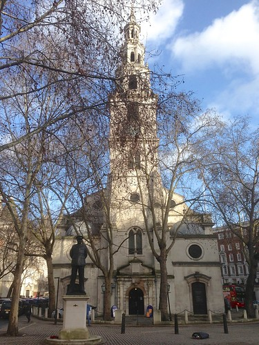 St Clement Danes Church