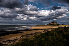 Bamburgh Castle 1 (Scooby ...) Tags: lighting light composition northumberland bamburghcastle sigma1735mm nikond3 mygearandme
