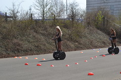 2013-05-04 fast and furious 0260 Promotion girls on segway (quart71) Tags: car denmark fast bil danmark carshow fredericia biler furious streetfire 2013 promogirl promotionalmodels promotionsgirls promotionsgirl