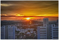 Sunset MacRitchie