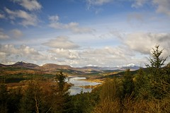 Loch Garry View (ralph.stewart) Tags: mountains canon scotland lochgarry westhighlands