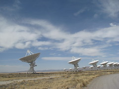The array by itself (netmouse) Tags: vla radiotelescope verylargearray