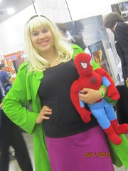 IMG_2195 (THE MASKED RAVEN) Tags: hot cute sexy beautiful spiderman marvelcomics cutey amazingspiderman gwenstacy spidermanmovies spidermananimatedseries dallascomiccon2013 11thannualdallascomicconmay1719th2013 spidermancomicbooks spidermancartoons