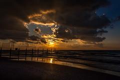 Magic unfolds (JoLoLog) Tags: sunset sea beach coast israel mediterranean joe rishonlezion mediterraneancoast canonxsi bestcapturesaoi mygearandme