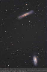 NGC3628-M66 COLORE FINITA (Giuseppe Petralia) Tags: Astrometrydotnet:status=solved Astrometrydotnet:version=14400 Astrometrydotnet:id=alpha20130586065283