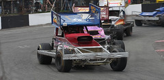 BRISCA Stock Cars @ Buxton - May '13 (sjs.sheffield) Tags: cars tarmac canon eos one buxton stock may f1 formula oval raceway brisca 2013 40d 190513 sjssheffield