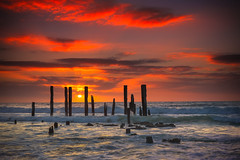 Port Willunga sunset (James Yu Photography) Tags: au australia adelaide southaustralia      jamesphotographycn