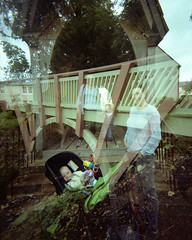 Family Day (wheehamx) Tags: bruiser dumfries house double exposure monica