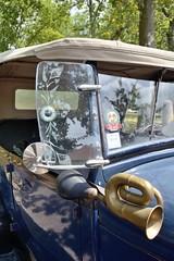 Ford, Model A (tats-Unis, 1929) (Cletus Awreetus) Tags: usa etatsunis ford voitureancienne car vintage voituredecollection automobile forda typea modela malle capote voiture collection accessoire trompe avertisseur dflecteur verre