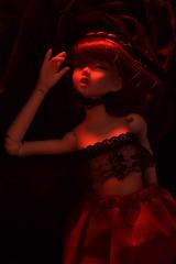 GoodBye Torséchine~ (MlleChantilly) Tags: unoa orgasmo o bjd msd dollmore red sexual doll dolls