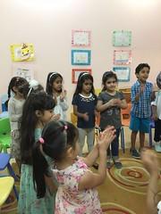 """قدم برنامج """"كن حرا"""" أولى ورش البرنامج الصيفي بعنوان """"شخصيتي قيمية"""" ﻷطفال مرحلة الروضة. (bahrainwa) Tags: شخصيتي قيمية روضة أطفال البحرين جمعيةالبحرينالنسائية كنحرا"""