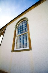 Inveraray Window (Crazyideas95) Tags: inveraray window black white architecture blue tour highlands scotland