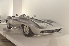 The New Petersen Automotive Museum (USautos98) Tags: 1959 chevrolet corvette xp87 stingray racer chevy