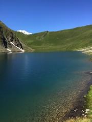 Lago di Licony - Colle del Licony (Walking_Photography) Tags: lagoalpino valledaosta montebianco trekking