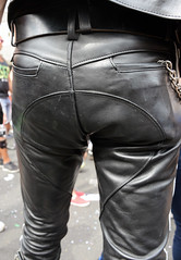 CSD Berlin, July 23, 2016 (ulo2007) Tags: leatherpants leathertrousers leatherman fetish berlinpridegaypridecsdchristopherstreetdayprideparadegaylesbianqueer berlin csd christopherstreetday gaypride pride gay