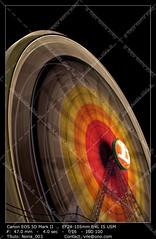 Ferris wheel (__Viledevil__) Tags: ferris wheel neon night park spinning activity amusement carnival entertainment exhilarating fair fairground ferriswheel fun play playground recreation ride rotate spin thrill sanfernando cdiz espaa