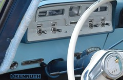 at the dash (Kennuth) Tags: dashboard electronics 1958 commander studebaker