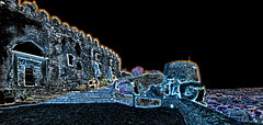 India - Telangana - Hyderabad - Golconda Fort - Amber Khana - 102bb (asienman) Tags: india telangana hyderabad golconda fort asienmanphotography asienmanphotoart