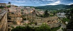 PANORAMICA MINERVE HDR (PHOTOMAYEUTA) Tags: 2015 francia france hérault languedoc minerve panoramic panoramica panorama panoramique hdr plusbeauxvillagesdefrance