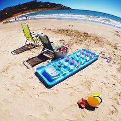 Destacamento playero ~ Beach party #beach #sun #water #ocean #sand #shore #seashore #playa #mar #sea #arena #chair #silla #colchoneta #pad #cubodeplaya #bucket #beachbucket (IMARCHI) Tags: destacamento playero ~ beach party sun water ocean sand shore seashore playa mar sea arena chair silla colchoneta pad cubodeplaya bucket beachbucket imarchi imarchicom photographer fotografo madrid spain photography photo foto iphone phoneography iphoneography mobile eyeem instagram