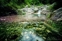 Valle delle ferriere - Amalfi (Antonio Coniglio) Tags: valle delle ferriere amalfi cascata acqua verde natura filtri effetto seta d7100 tamron1118